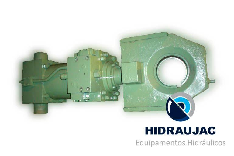 Atuadores hidráulicos