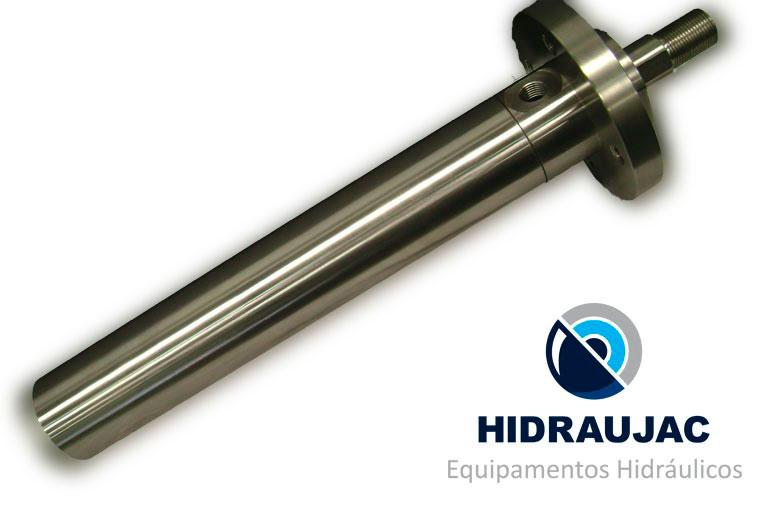 Cilindro hidráulico sob medida