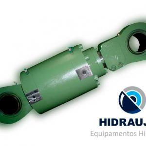 Fabricação de cilindros hidráulicos