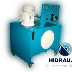 Fornecedor de unidade hidráulica