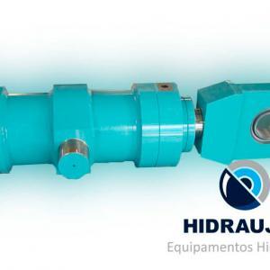Indústria de cilindros hidráulicos